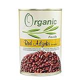 Fagioli Azuki Rossi Pronti 400 G Organic Foods