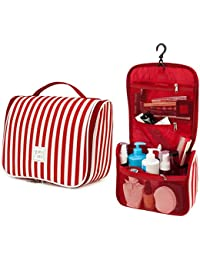 Hanging Toiletry Bag - Large Capacity Travel Accessories Organizer For Men And Women - Stylish Travel Cosmetic...