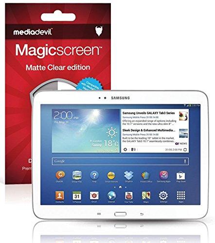MediaDevil MSC Anti-Glare Screen Protector Galaxy Tab 32Stück (E) Bildschirmschutzfolie