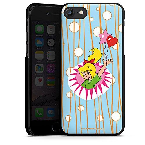Apple iPhone X Silikon Hülle Case Schutzhülle Bibi Blocksberg Fanartikel Merchandise Hexenparty Hard Case schwarz