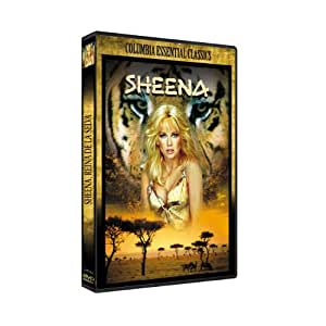 Sheena Queen of the Jungle (Region 2)