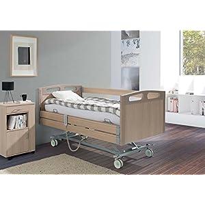 Schlichter Möbel Pflegebett PB 735″