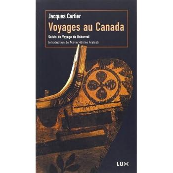 Voyages au Canada
