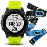 Montre GPS GARMIN FORERUNNER 935 HR Pack Triathlon
