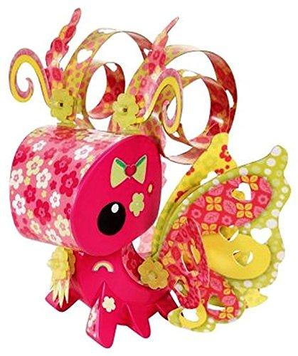 Preisvergleich Produktbild Mattel CGK42 AmiGami - AmiGami Schmetterling mit Herzlocher Bastelset