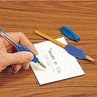 Manguito escribir color azul-Tres unidades