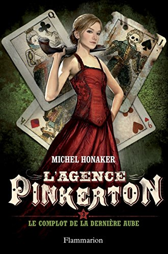 L'agence Pinkerton, Tome 3 : Le comp...