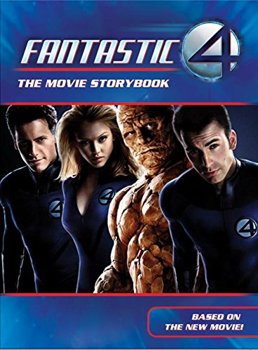 Fantastic Four : the movie storybook