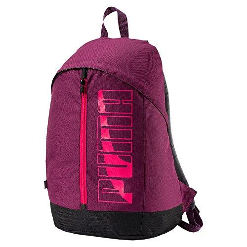 Puma Unisex Pioneer Backpack Ii Rucksack dark purple