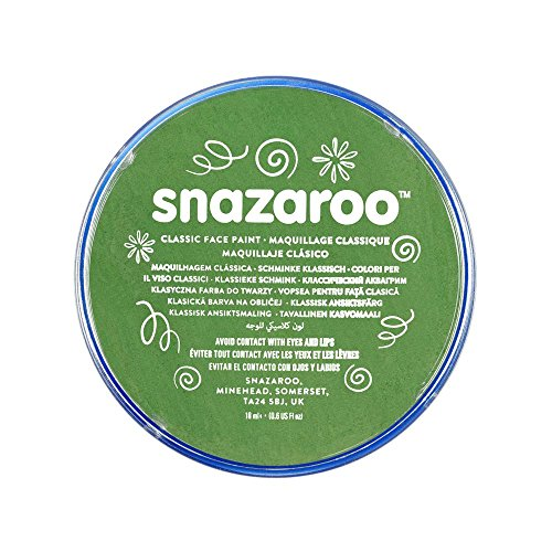Snazaroo Face and Body Paint - Green