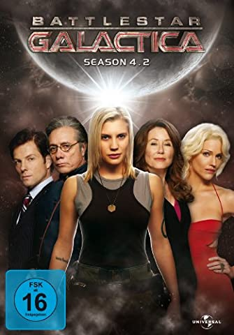 Battlestar Galactica - Season 4.2 [3 DVDs]