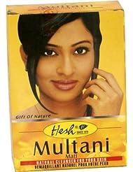 Hesh Pharma 100% Naturel Plantes Poudre 100g -Multani Muti poudre