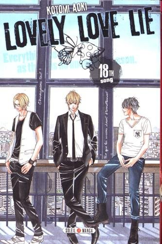 Lovely love lie, Tome 18 :