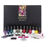 Konad Classic Collection I-Professionale Stamping e smalto set-33pezzi
