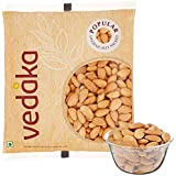 Amazon Brand - Vedaka Popular Whole Almonds, 500g