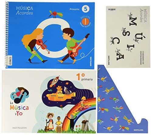 MUSICA ACORDES 5 PRIMARIA