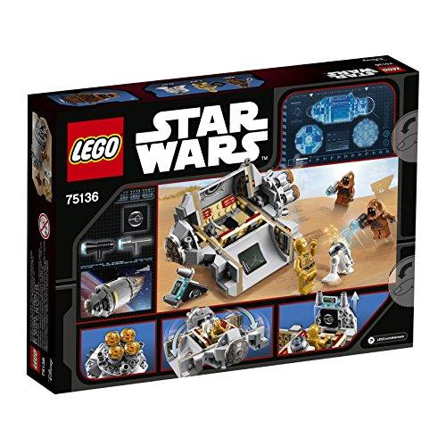 Imagen principal de LEGO Star Wars - Cápsula de Escape Droid, (75136)