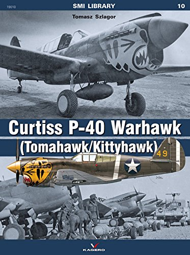 Curtiss P-40 Warhawk: (Tomahawk/Kittyhawk) (SMI Library) por Tomasz Szlagor