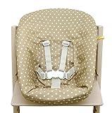 Blausberg Baby - Bezug für Stokke Newborn Set beige Sterne