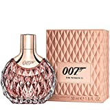 James Bond 007 for Women – Eau de Parfum Natural Spray II – Blumig, orientalisches Damen Parfüm - perfekter, langanhaltender Tagesduft – 1er Pack (1 x 75ml)