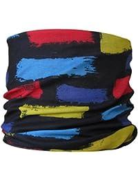 Multifunctional Headwear Paint Stripes