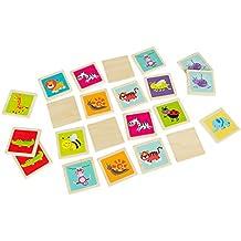 ColorBaby - Puzzle de madera Animales, 30 piezas (Color Baby 43611)