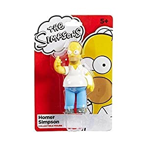 The Simpsons 9cm Homer Simpson Collectible Figure by Character Options 4