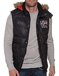 BLZ jeans - Doudoune tendance noire sans manches