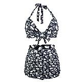 YoungSoul Conjuntos de bikinis para mujer