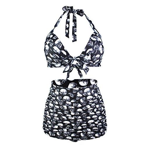YoungSoul Conjuntos de bikinis para mujer - Bañadores con...