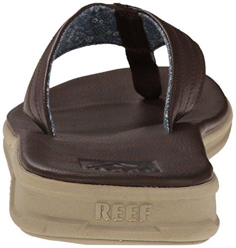 Reef Rover Sl, Tongs Homme Marron - Marrón (Dark Brown)