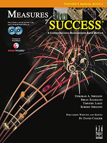fjh Musik Maßnahmen von Erfolg Lehrer-Manuelle Buch 2