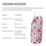 """Witzige GRILL-SCHÜRZE / Kochschürze """"BLUTBAD"""" - 2"""