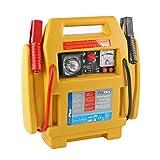 Starthilfe Power Pack 12v Geräte PS400A mit Luftkompressor, 18 bar / 260 psi, Eingebaute (Not-)Beleuchtung