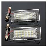 TOOGOO (R) 62276Kennzeichenbeleuchtung, LED