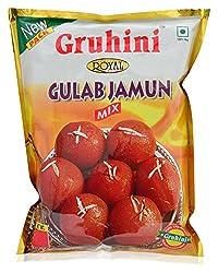 Gruhini Gulab Jamun Mix, 1 kg