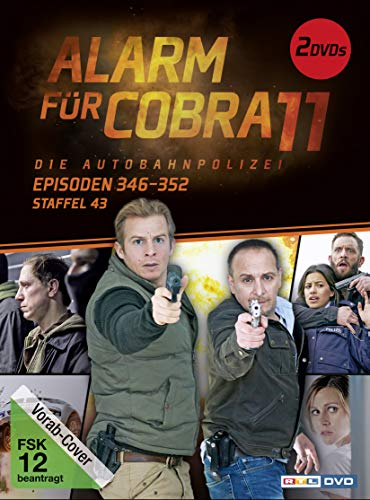 Staffel 43 (2 DVDs)