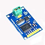 HiLetgo MCP2515 CAN Bus Module TJA1050 Receiver SPI Module for Arduino AVR