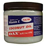 Dax Coconut Oil Enriched with Vitamin E 390ml