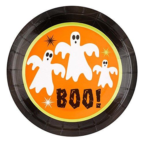 Neviti 596812Happy Halloween–Teller (Halloween Papier Platten)