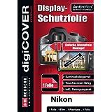 DigiCover N3184 Film de protection d'écran Premium pour Nikon Coolpix L810