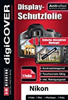 digiCOVER Premium Screen Protector for Nikon Coolpix S9300