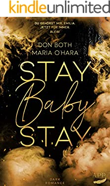 Stay Baby Stay (Mason & Emilia 3)