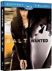 Salt + Wanted [Blu-ray]