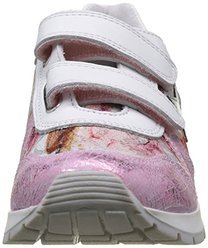 Naturino Parker Vl, Baskets Basses Fille Rose (Rosa Multi)