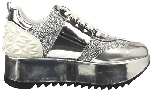 Cult Oasis Low 1478, Sneaker a Collo Basso Donna Argento