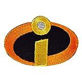 Echte Empire Incredibles-Logo Eisen auf Sew auf gesticktes Abzeichen Aufnäher Patch