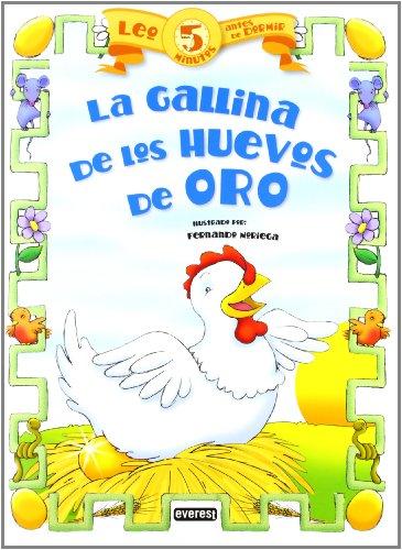 La Gallina De Los Huevos De Oro (Leo 5 minutos antes de dormir)