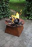 Esschert Design Feuerschale Rost, FF149 - 3
