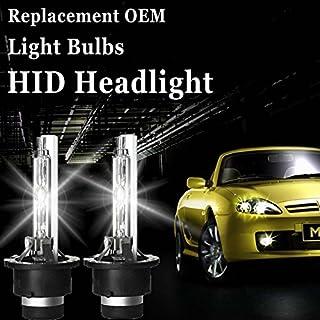 D2S D2C HID Xenon Lampen Scheinwerfer 5000K Diamant weiß 535008512266040662401Paar